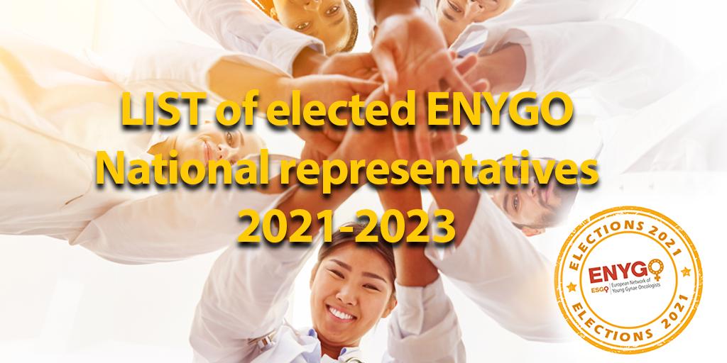 Listo of the ENYGO_NATREPs_2021-2023